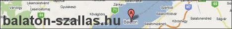 Szállások a Balaton környékén